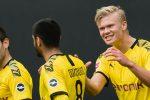 La Bundeliga riparte nel segno del Borussia Dortmund, ancora a segno bomber Haaland