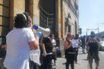 """A Catania la protesta per i buoni spesa: """"Le istituzioni ci diano una mano"""""""