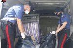 Marijuana in un autocarro, arrestato un 53enne di Botricello