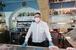 Catanzaro, via libera a bar e ristoranti all'aperto: niente isola pedonale