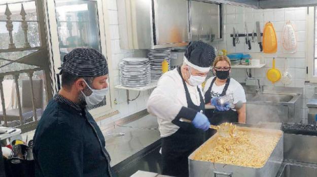 chef, coronavirus, Ercole Villirillo, Salvatore Murano, Catanzaro, Calabria, Cronaca