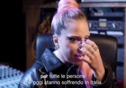 Coronavirus, Lady Gaga in lacrime a Tiziano Ferro: «L'Italia è nel mio cuore e nelle mie preghiere» La cantante racconta di essere vicina al nostro Paese: «Andrà tutto bene e supererete tutto» - Corriere Tv