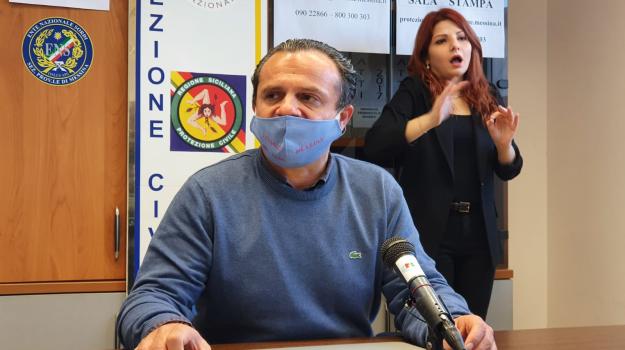 coronavirus, fase 2, Cateno De Luca, Messina, Sicilia, Politica