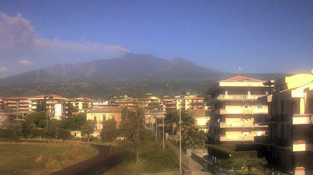 etna, lava, vulcano, Sicilia, Cronaca