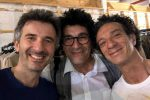 Daniele Ciprì con Ficarra e Picone