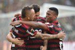 Coronavirus, il Flamengo di Gabigol torna ad allenarsi