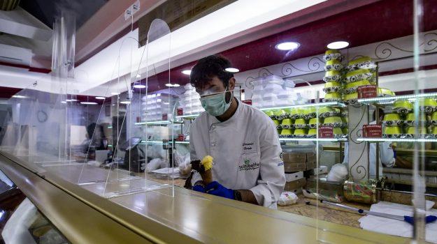 circolare, coronavirus, negozi chiusi, Cateno De Luca, Nello Musumeci, Salvo Cocina, Sicilia, Politica