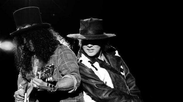 musica, Guns N' Roses, Sicilia, Cultura