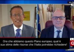 Il ministro Gualtieri alla Cnn: «Il fondo europeo non è la vendetta dell'Italia (ma una vittoria dell'Europa)» Il ministro dell'Economia intervistato dall'emittente Usa - Corriere Tv