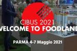 Il salone internazionale Cibus rinviato al 2021