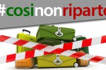 Il turismo organizzato lancia #cosinonriparto