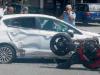 Cetraro, scontro sulla statale 118: grave un motociclista