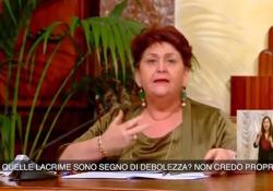 La ministra Bellanova, quando le lacrime non sono un segno di debolezza La ministra si è commossa in diretta - CorriereTV