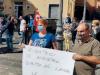 Corigliano Rossano, senza salario da mesi: sit-in dei dipendenti Siarc