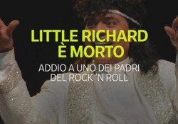 Little Richard è morto Addio a uno dei padri del Rock 'n Roll - Ansa