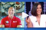 """Luca Parmitano, l'astronauta siciliano in tv: """"Andare sulla Luna è il mio sogno più grande"""""""