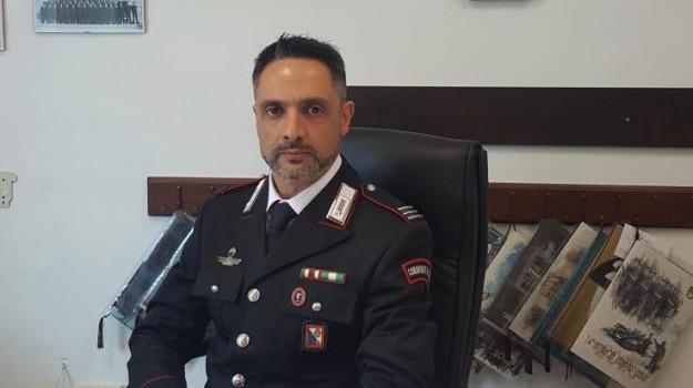 caserma, maresciallo, Marco Failla, Catanzaro, Calabria, Cronaca