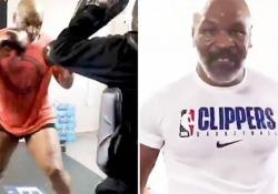 Mike Tyson, a 53 anni torna a combattere Il tempo non passa per Mike Tyson, che a 53 anni mostra una forma dei tempi migliori - Dalla Rete