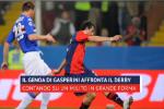 3 maggio 2009, la tripletta record di Milito nel derby di Genova