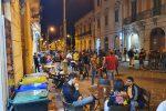 Messina, movida tranquilla ma ancora poche mascherine: slitta il divieto sugli alcolici