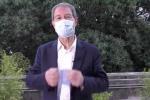 Musumeci firma l'ordinanza per la Sicilia, mascherina obbligatoria: anche le palestre aperte domani