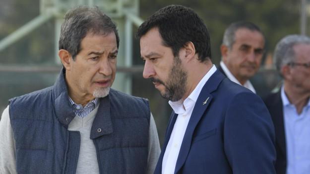 assessore, lega, regione siciliana, Matteo Francilia, Matteo Salvini, Nello Musumeci, Sicilia, Politica