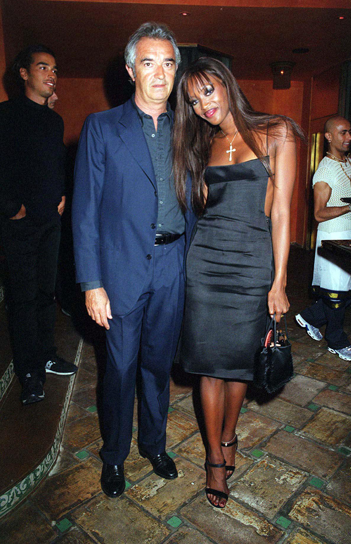 Da Briatore ai segreti di bellezza: Naomi Campbell compie 50 anni, tutto  sulla Venere nera - Gazzetta del Sud