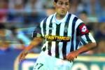 Calcio, il gol n.100 di Nicola Amoruso in Serie A