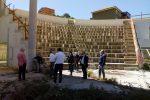 """Messina, sopralluogo al parco urbano """"Sant'Antonio"""": si punta a completare l'opera"""