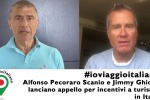 Pecoraro Scanio e Ghione lanciano la campagna per il turismo in Italia