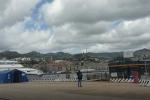 Primo maggio di marittimi e comandanti: suonano le sirene nel porto di Messina