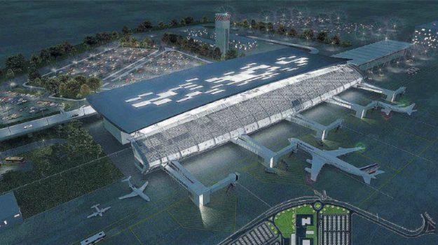 aeroporto di crotone, aeroporto di lamezia, aeroporto di Reggio Calabria, trasporti, Calabria, Economia