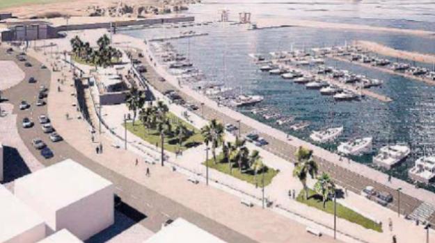 lido, porto, Catanzaro, Calabria, Economia