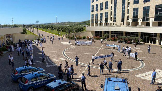 protesta, regione calabria, trasporti, Calabria, Cronaca