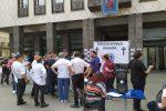 Ristoratori e gestori di bar in crisi, protesta a Cosenza