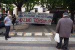 La protesta dei commercianti di Cosenza, il video dei momenti di tensione di stamattina