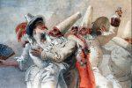 La strana storia dei Pulcinella di Giandomenico Tiepolo