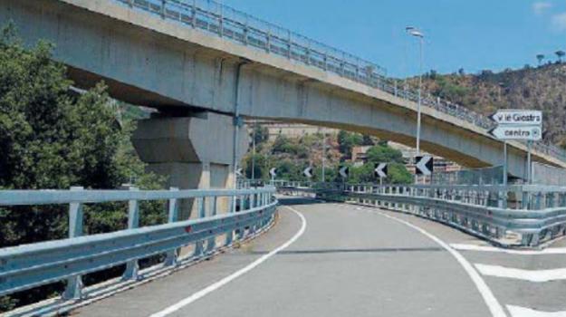 controesodo, svincolo giostra, traffico, Carlotta Previti, Messina, Sicilia, Cronaca
