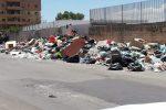 Reggio, la raccolta dei rifiuti è ancora in affanno: le zone ripulite sono di nuovo invase