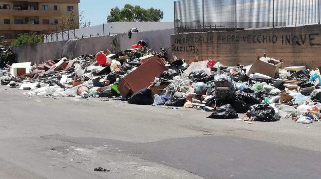 rifiuti, Calabria, Cronaca