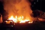 Emergenza rifiuti a Corigliano Rossano e nella notte continuano i roghi
