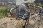 Cirò, pensionato 80enne brucia cumulo rifiuti in un terreno privato: denunciato