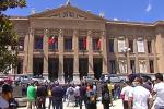 Fase 2 a Messina, locali all'aperto: protesta dei ristoratori davanti al Comune