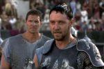 """Compie 20 anni """"Il gladiatore"""", Russell Crowe in una delle scene cult"""