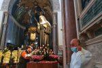 Santa Rita a Messina, in centinaia per le celebrazioni in cattedrale - Foto