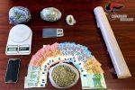 Spaccio di marijuana, quattro arresti a Monasterace Marina