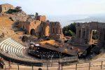 """Taormina, più posti al Teatro Antico: è arrivato il """"sì"""" dalla Regione"""
