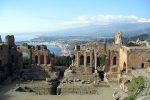 Teatro antico, Isola bella e parco Naxos: fase 2, Taormina riparte