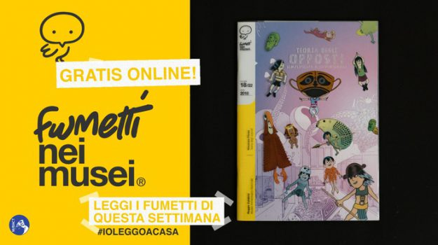 cultura, fumetti, Calabria, Cultura