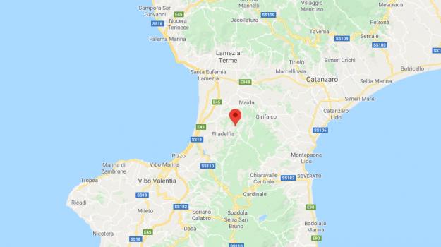 filadelfia, terremoto, Catanzaro, Calabria, Cronaca